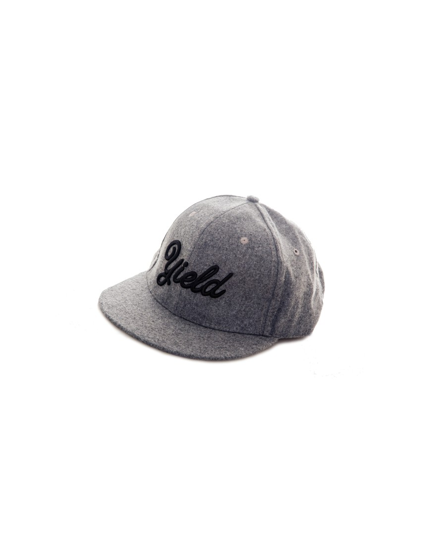 CZAPKA FLANNEL FLAT PEAK CAP