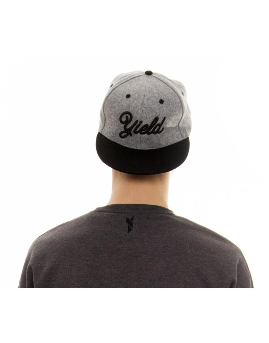 FLANNEL FLAT PEAK CAP